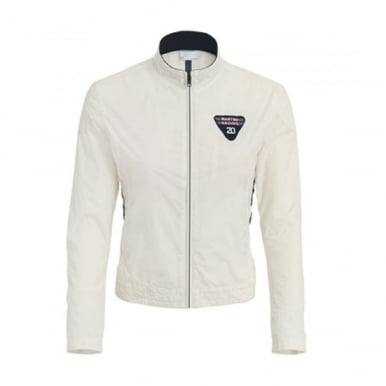 Ladies Sportsline Jacket White