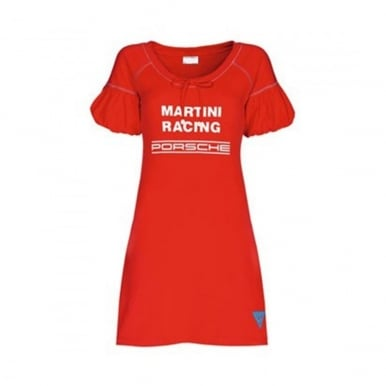 Martini Racing Ladies Beach Dress Red