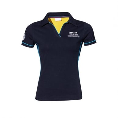 Martini Racing Ladies Polo Shirt