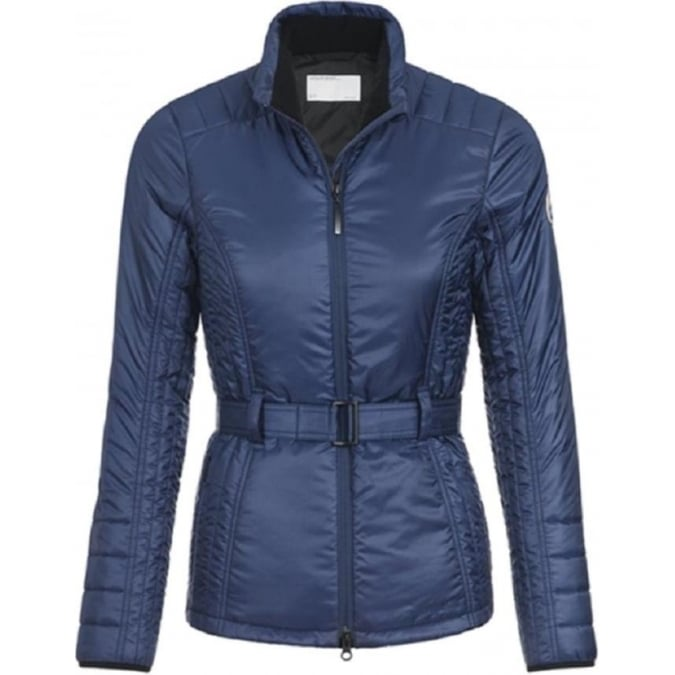 Porsche Design Porsche PrimaLoft Ladies Jacket Blue