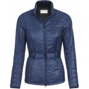 Porsche PrimaLoft Ladies Jacket Blue