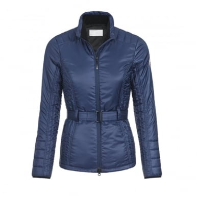 Porsche PrimaLoft Ladies Jacket Blue