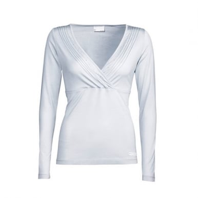 Swarovski Shirt Longsleeve Ladies