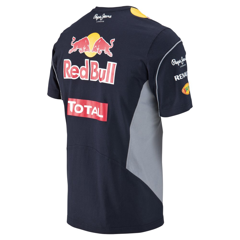 Red Bull Formula 1 Team T Shirt 2013 From 195 Mph Uk