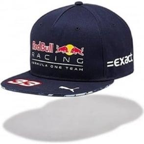 Red Bull Racing F1 Max Verstappen Kids Cap 2017