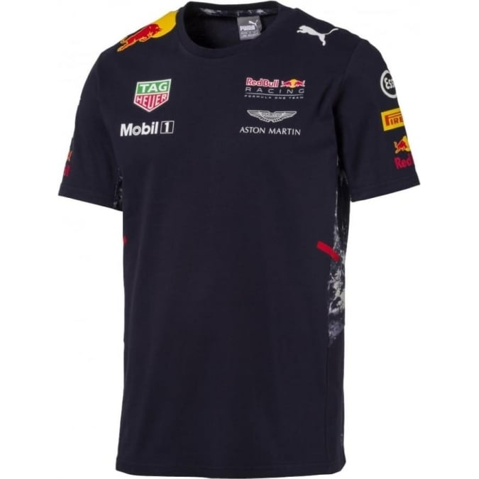Red Bull Racing F1 Team T-Shirt 2017