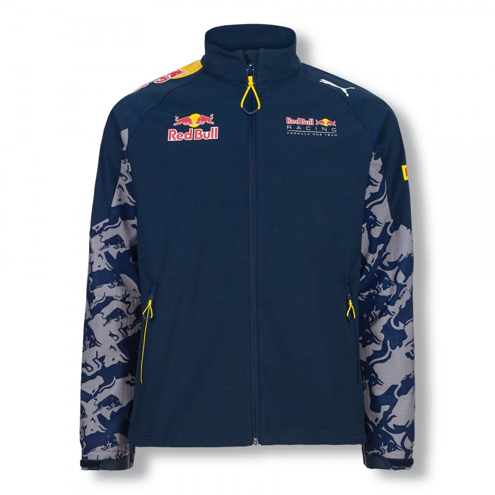 Official Red Bull Mens Team Softshell Jacket