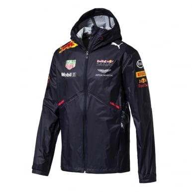 Red Bull Racing Team F1 Rain Jacket 2017
