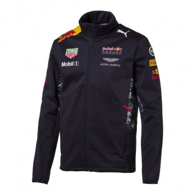Red Bull Racing Team F1 Softshell Jacket 2017