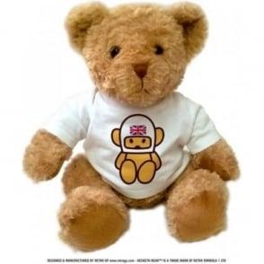 Hesketh Racing Team Mascot Bear