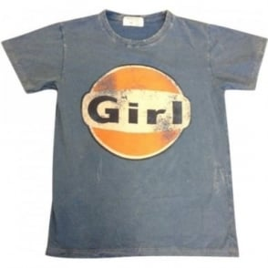 Worn Look Girl T-shirt