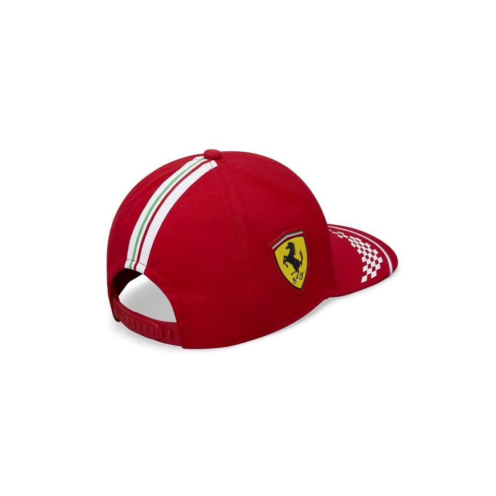 Scuderia Ferrari F1™ Charles Leclerc Flatbrim Cap 2020