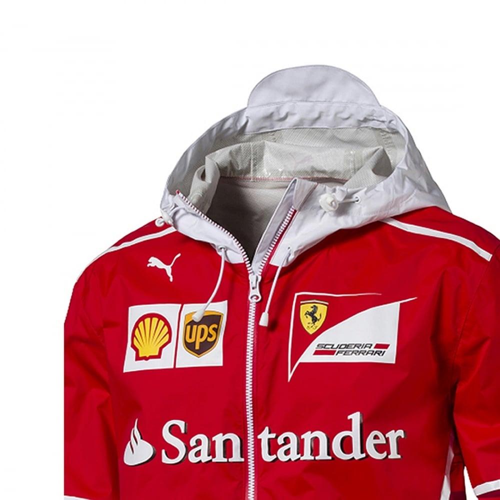 Scuderia Ferrari F1 Team Jacket