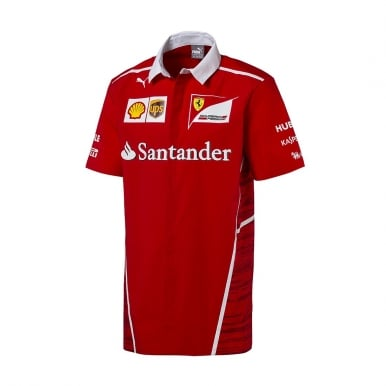 F1 Team Mens Shirt