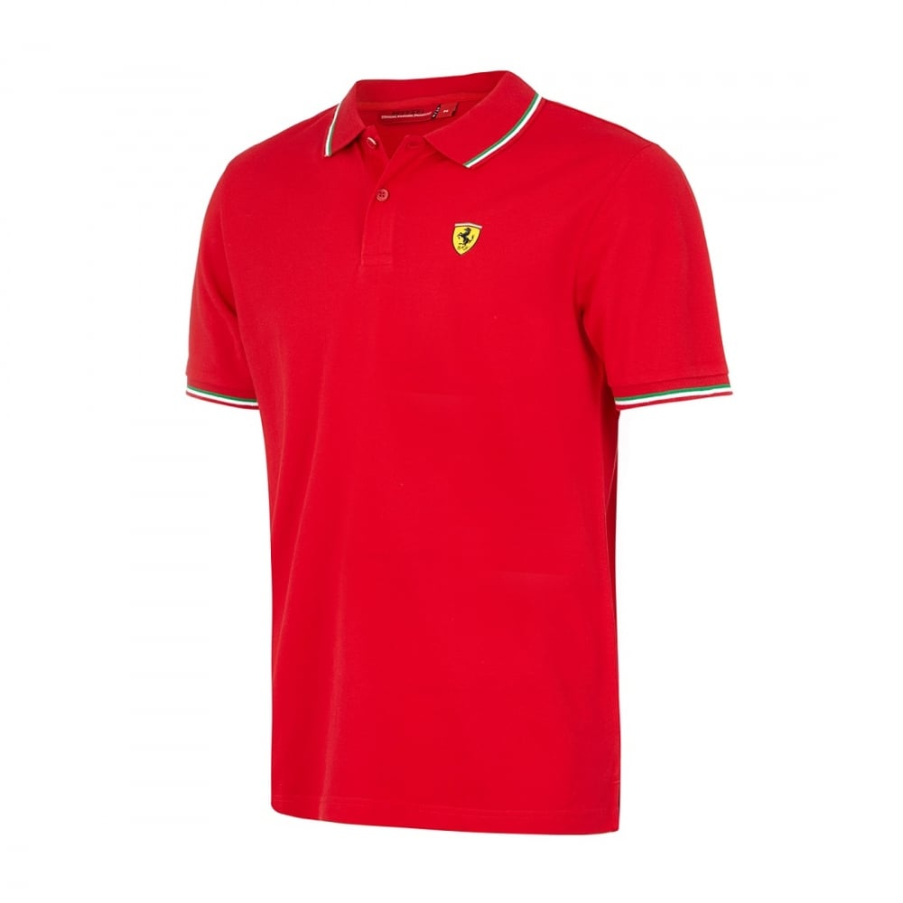 fleece shop half team zip mens ferrari shirt