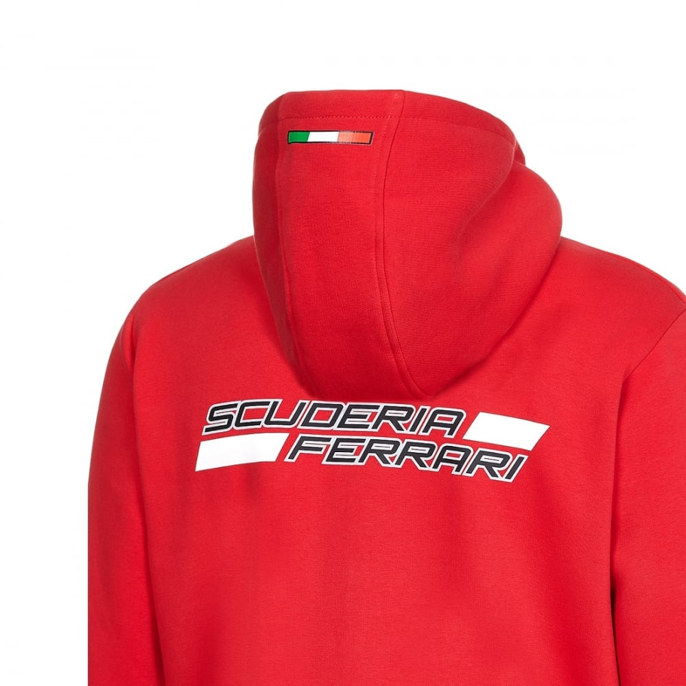 hooded eng red ferrari en pl sweatshirt jacket products womens