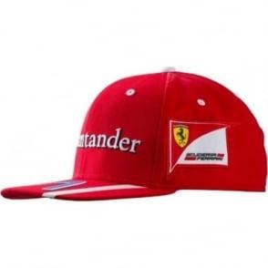 Scuderia Ferrari Kimi Raikkonen Cap 2017