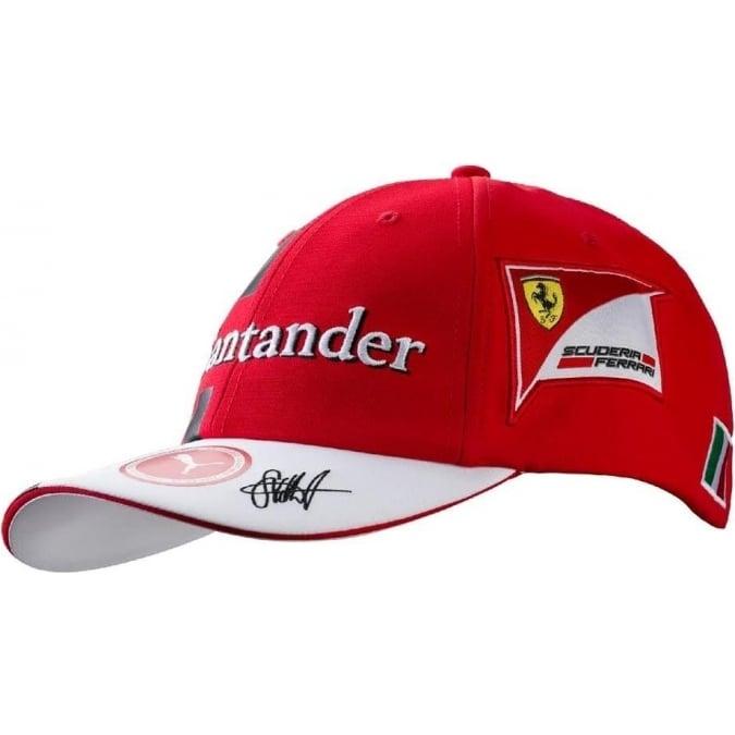 Scuderia Ferrari Sebastian Vettel  Cap 2017