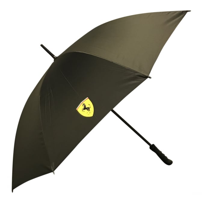 Scuderia Ferrari Umbrella Black