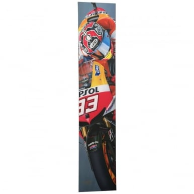 Marc Marquez 93 Limited Edition Canvas