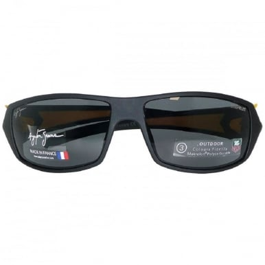 Limited Edition Ayrton Senna Men's Racer Sport Sunglasses