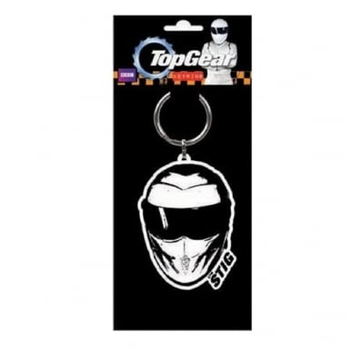 The Stig Flexible Keyring
