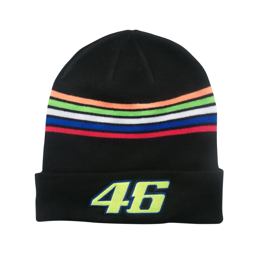 bf3f602027a Valentino Rossi VR46 The Doctor Beanie 2018
