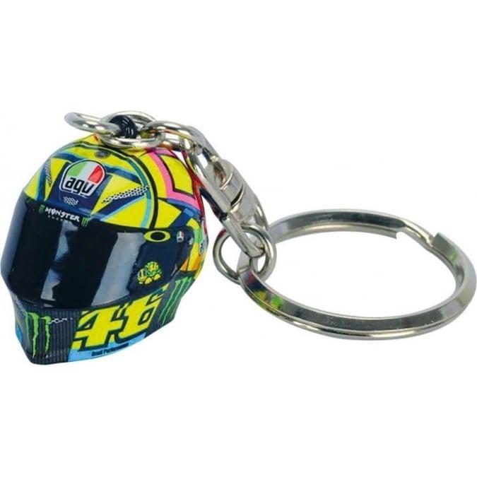 Valentino Rossi VR46 Helmet Keyring