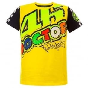 Kids T-Shirt Yellow