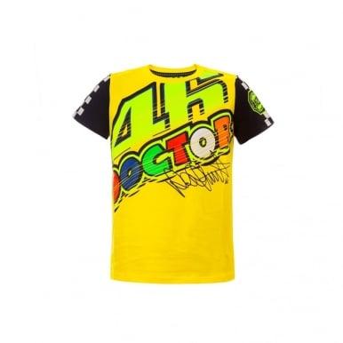 Kids T-Shirt Yellow