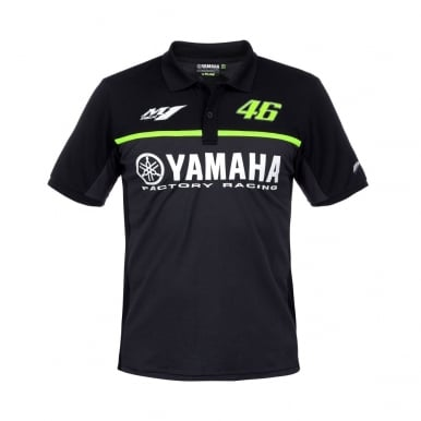 Yamaha Black Edition Polo 2017