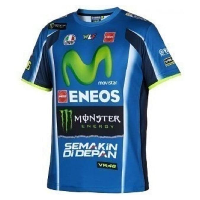 Valentino Rossi VR46 Yamaha Sports T-shirt