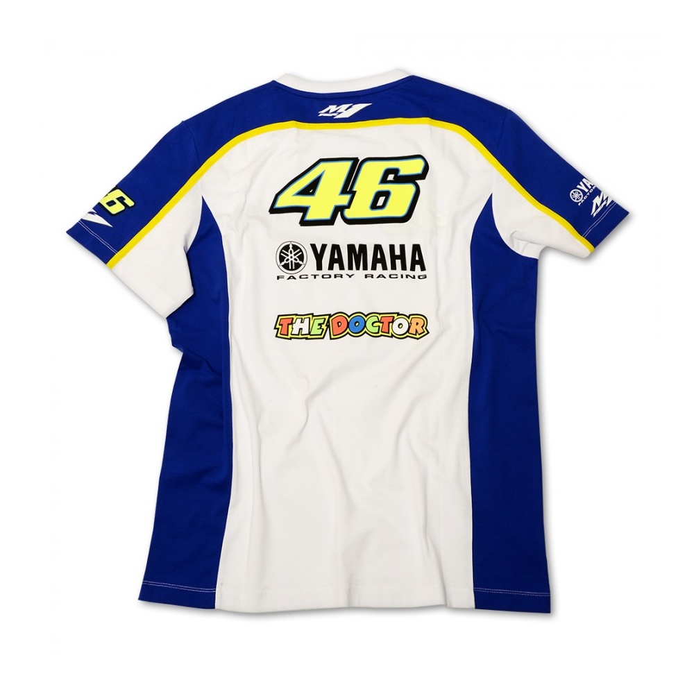 valentino rossi the doctor yamaha t shirt. Black Bedroom Furniture Sets. Home Design Ideas