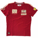 Warson Motors Clay Regazzoni T-Shirt Red