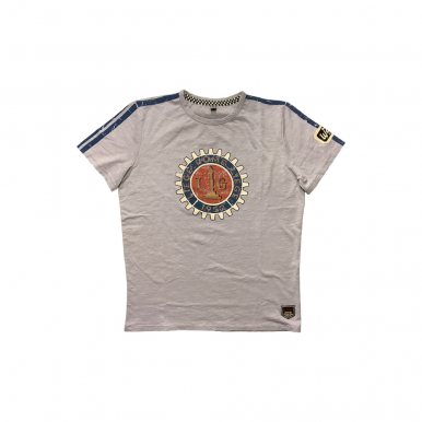 Liege Rome Light Grey T-Shirt