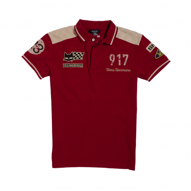 Men's Polo Herrmann Red