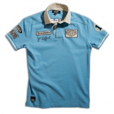 Polo Siffert Blue Mens